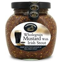 Lakeshore Wholegrain Mustard with Guinness (2)