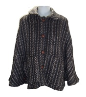 Branigan Freda Dublin Light Tweed Cape