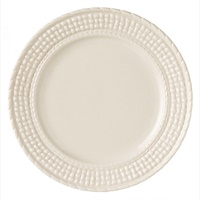 Belleek China Aran Side Plate