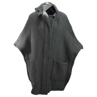 Branigan Tara Cape  Hobsack Grey (2)