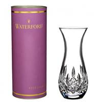Waterford Giftology Lismore 6-inch Sugar Bud Vase in Pink Box (2)