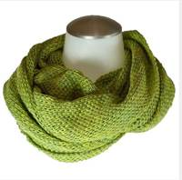 Bill Baber Orkney Snood - Infinity Scarf, Irish Moss (3)