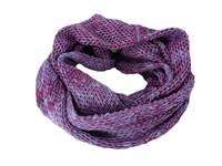 Bill Baber Orkney Snood - Infinity Scarf, Mallow (2)