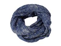 Bill Baber Orkney Snood - Infinity Scarf, Denim (2)