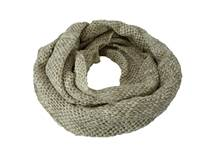 Bill Baber Orkney Snood - Infinity Scarf, Oat (2)