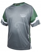 Guinness Green and Grey Signature Performance Soccer Jersey