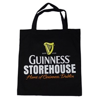 Guinness Storehouse Black Cloth Market Bag (2)