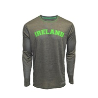 Grey Ireland Performance Top
