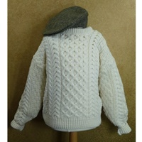 Merino Wool Kids Sweater