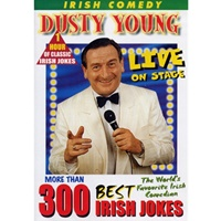 Dusty Young- Irish Comedy Live