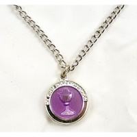 First Holy Communion Chalice Pendant