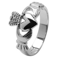 Gents Heavy Claddgah Ring