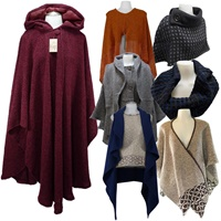 Catalog for Capes, Shawls and Fashion