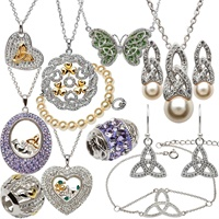 Catalog for Irish Swarovski Crystal Jewelry