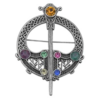 Catalog for Irish & Celtic Brooches