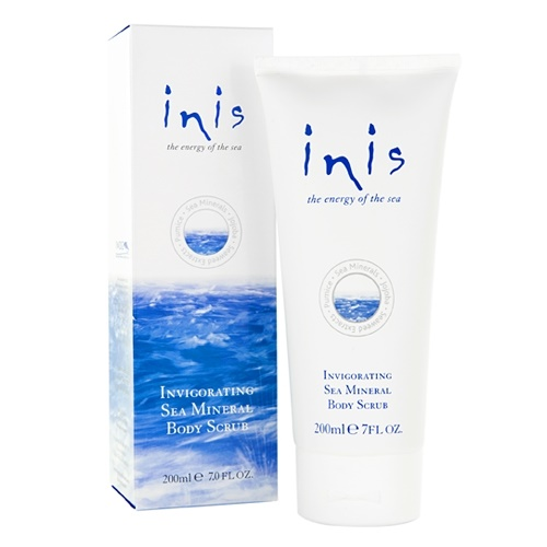 Image for Inis Sea Salt Body Scrub Tube