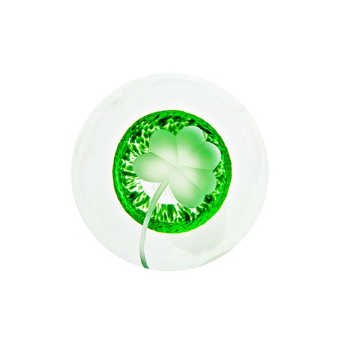 Image for Irish Handmade Shamrock Handcooler
