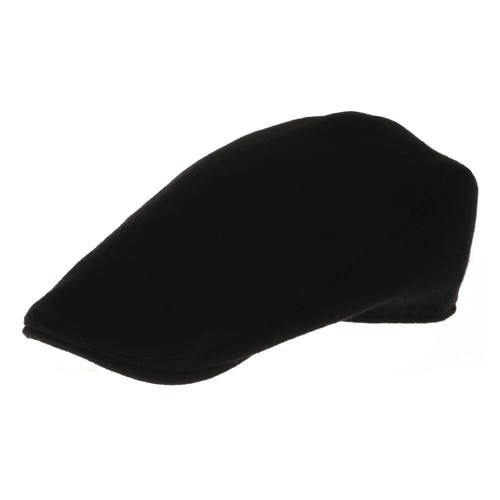 Hanna Black Donegal Touring Cap