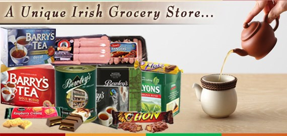 irish grocery store