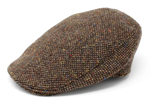 Hanna Donegal Touring Cap, Browns