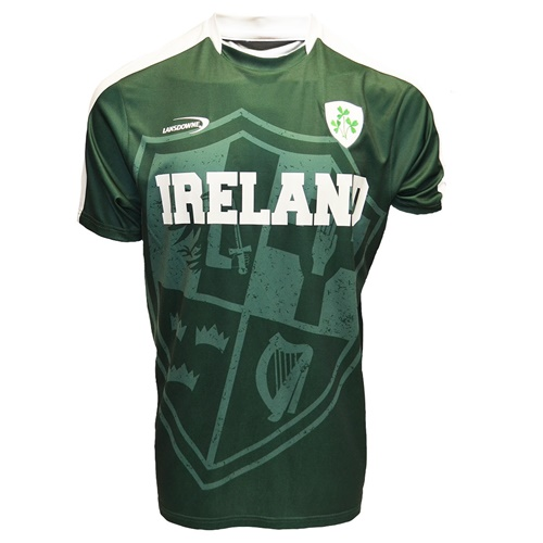 Ireland Sublimated Athletic Performance Top
